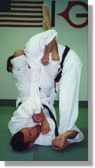 Masters Cesar and Rodrigo Gracie