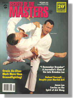 Cover of  Secrets Of The Masters Magazine